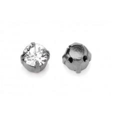 Шатон с кристаллом Swarovski Crystal