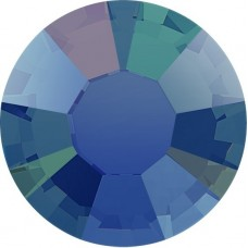 Стразы Stellux Capri Blue AB SS20 (4.6-4.8 мм)