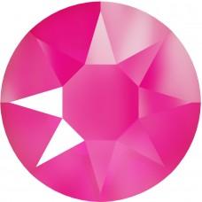 Стразы Swarovski Crystal Electric Pink 2088 (фиксация на клей)