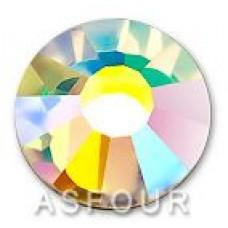 Стразы Asfour холодной фиксации Crystal AB