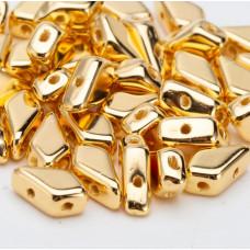 Бусины Kite 9x5 мм Gold, 5 штук