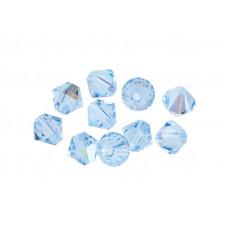 Биконусы XILION Swarovski Aquamarine Shimmer 2Х