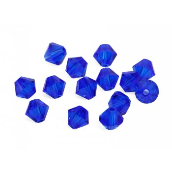 Биконусы XILION Swarovski Majestic Blue