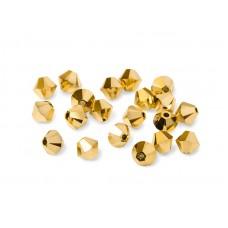 Биконусы XILION Swarovski Crystal Aurum 2X