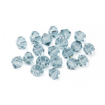 Биконусы XILION Swarovski Indian Sapphire