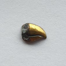 Клюв маленькой хищной птички 6 мм