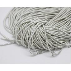 Витая спираль 1,5 мм. Серебро (5 гр.)