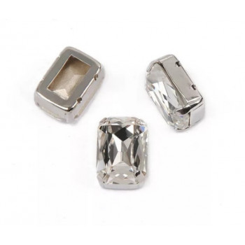 Octagon Crystal в оправе (хрусталь)