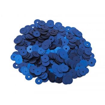 Пайетки плоские 3 мм. Bluette Mt (616W)